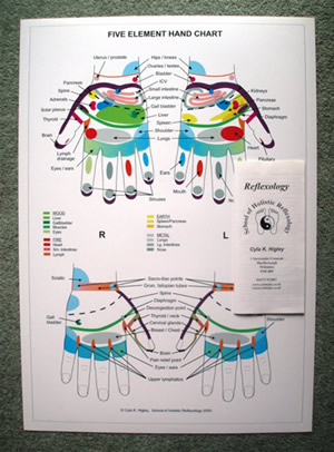 Reflexology+foot+chart+printable